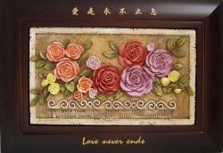 gracegarden502C/ 鑰匙盒—愛是永不止息