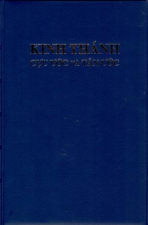 KINH THANH /越南文聖經