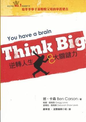 THING BIG:逆轉人生8大關鍵力