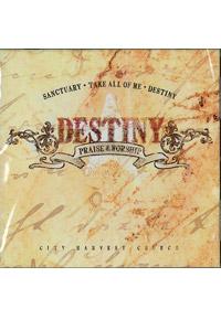 DESTINY CD(中英文)