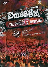 EMERGE DVD(LIVE PRAISE & WORSHIP)
