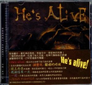 He's alive(CD)